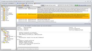 Loupe Desktop - Log Message Search